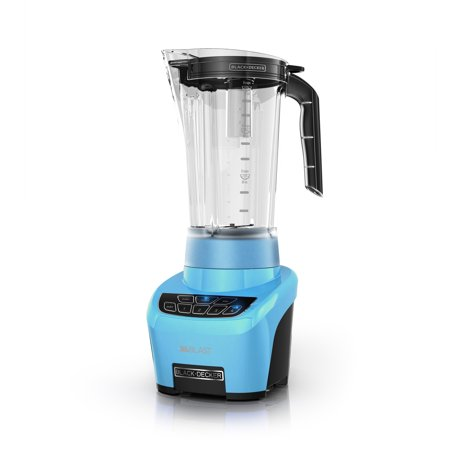 BLACK+DECKER XL Blast Drink Machine Blender, Light Blue, BL4000T