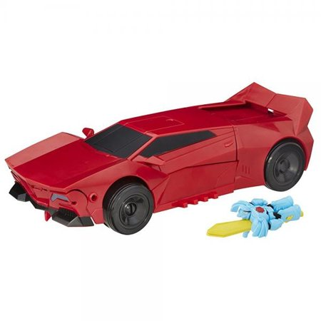 Transformers-hasbro Transformers Rid Power Hero Sideswipe