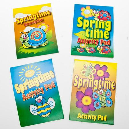 Springtime Activity - Springtime Activity Pads