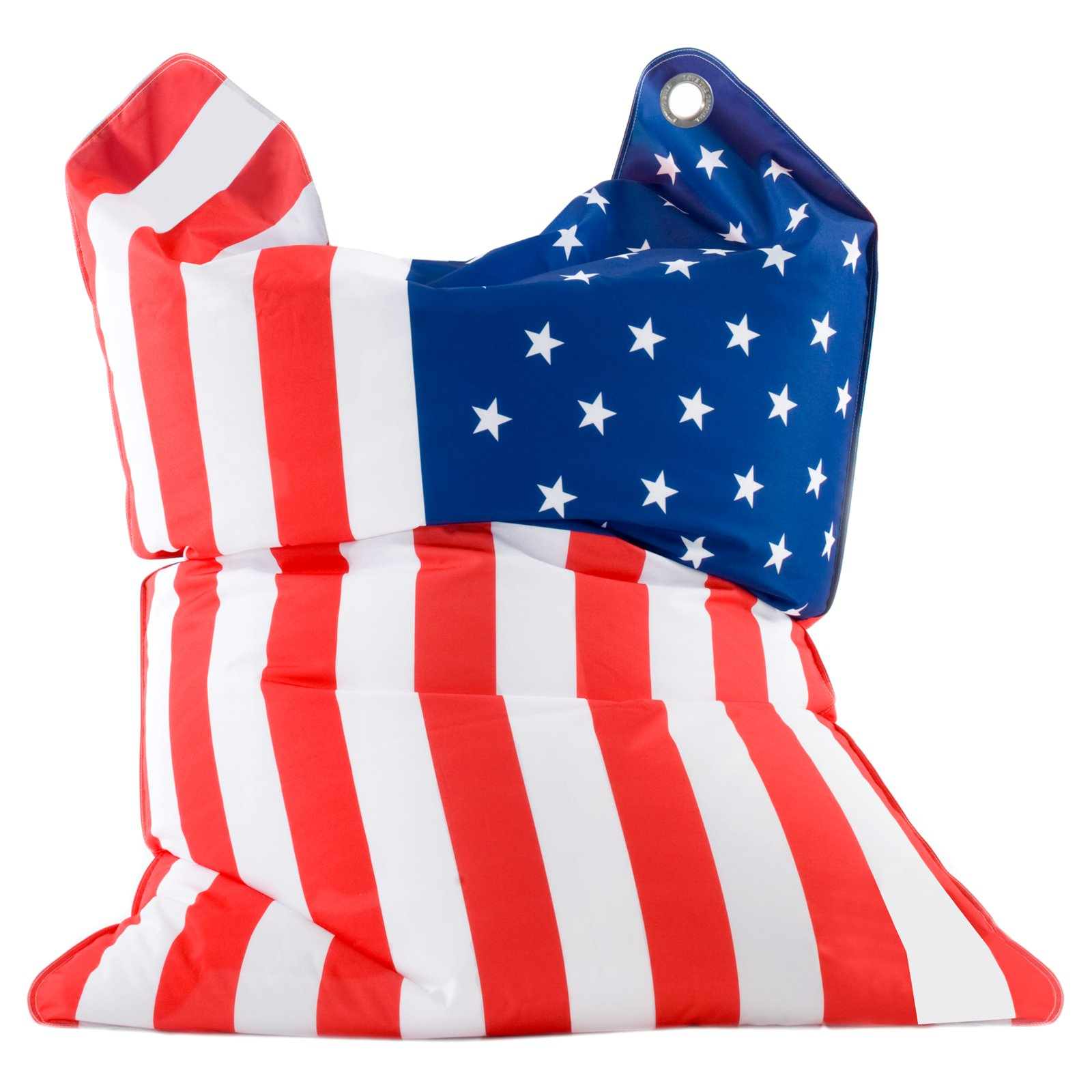 THE BULL Large Stars & Stripes Fashion Bean Bag