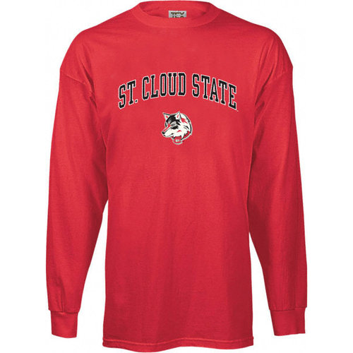 NCAA - St. Cloud State Huskies Perennial Long Sleeve T-Shirt