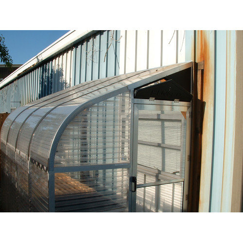 Sunglo Greenhouses 5 Ft. W x 12.5 Ft. D Acrylic and Aluminum Greenhouse