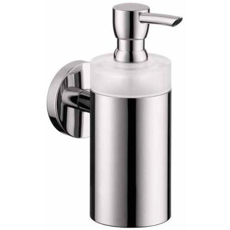 Hansgrohe 40514820 E and S Accessories Soap Dispenser Wall-Mounted, Various Colors