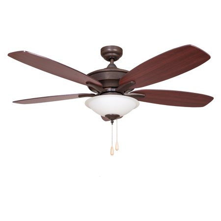 Chicago Ceiling Blade (ALEXIS 5 Blade Ceiling Fan in Oil Rubbed Bronze)