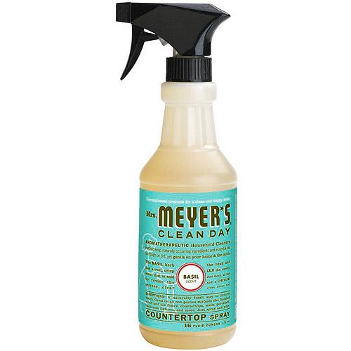 Mrs. Meyer's Countertop Spray Basil