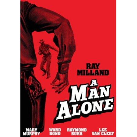 A Man Alone (DVD) - Buzz Home Alone