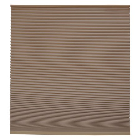 Keystone Fabrics  Blackout Cordless Celluar Shade Chestnut 54.25 to 72 inch wide x 72 inch drop