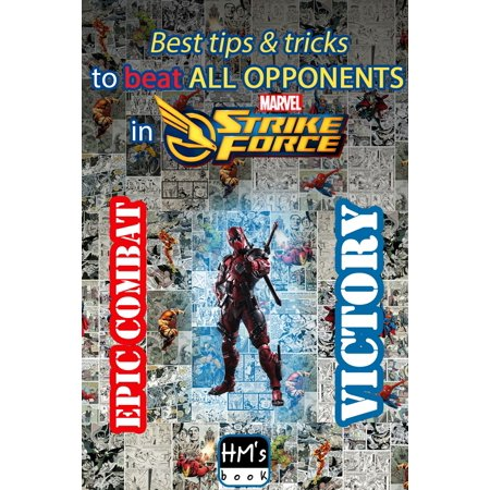 Best tips & tricks to beat all opponents in Marvel Strike Force -