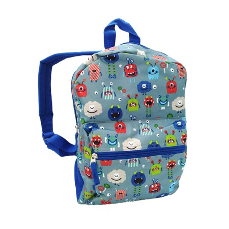 Wonder Nation Monster Print Backpack