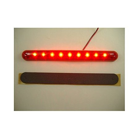 Command Truck - 9 LED Trailer RV Bus Camper Truck High 3rd Brake Light By Command Electronics Ship from US
