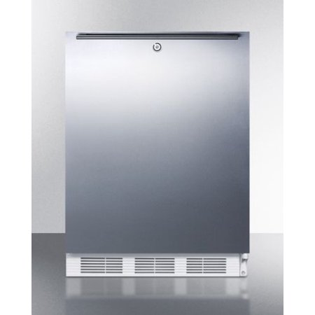 Counter Height Refrigerator And Freezer : Built-in refrigerator freezer in ADA counter height - Medical Use Only ...