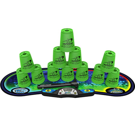 Speed Stacks Neon Green Competitor