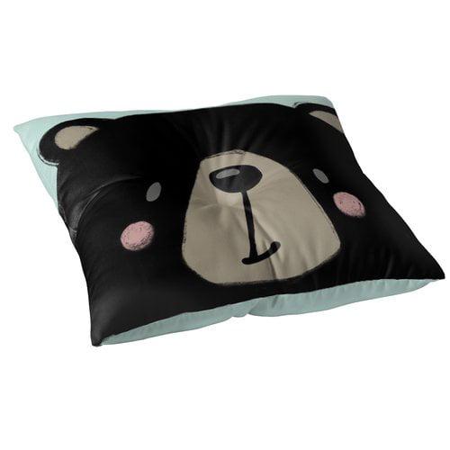 Mack & Milo Dedeaux Bear Floor Pillow