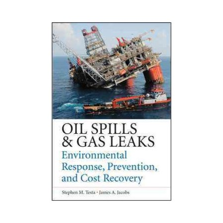 Oil Spill And Gas Leaks  Environmental Response  Prevention  And Cost Recovery