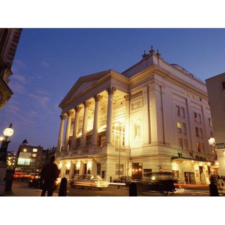 Royal Opera House, Covent Garden, London, England, United Kingdom Print Wall Art By Roy Rainford