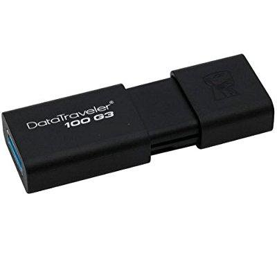 Kingston Pen Drive (Kingston Dt100 G3 Datatraveler 100 32Gb Usb 3.0 Pen Drive 32 Gb Pendrive)