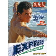 Gilad: 15 Targeted Express Workouts by BAYVIEW ENTERTAINMENT