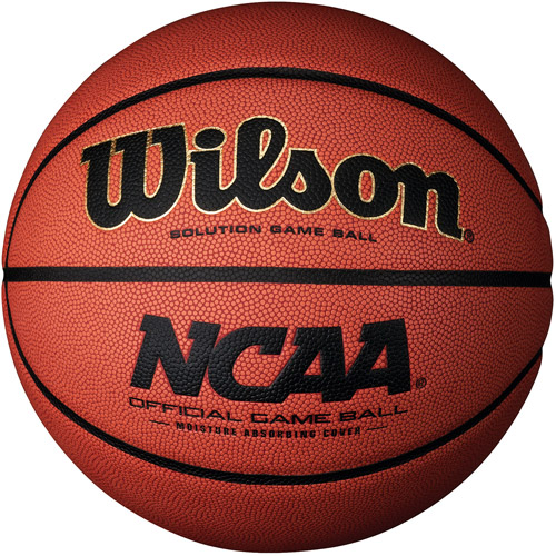 Wilson Solution Official NCAA Game Basketball by Wilson