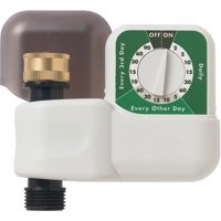 Single Dial Drip Irrigation and Hose Timer
