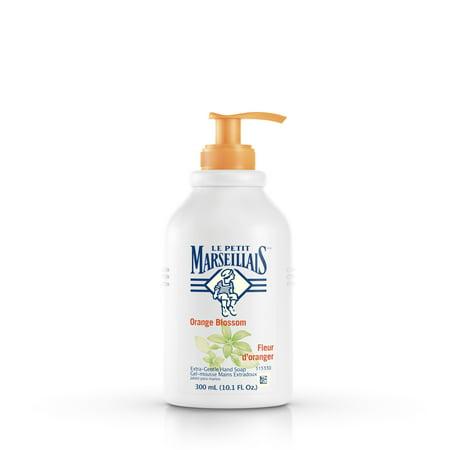 Le Petit Marseillais Extra Gentle Hand Soap, Orange Blossom, 10.1 Oz