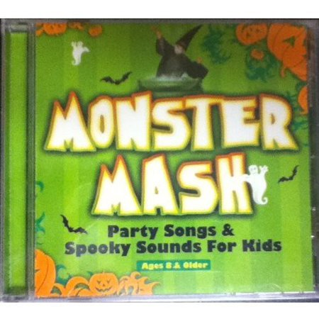 Monster Mash: Party Songs / Various