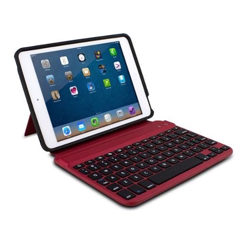 ZAGGkeys MINI 7 Case/Keyboard for iPad mini (Red)