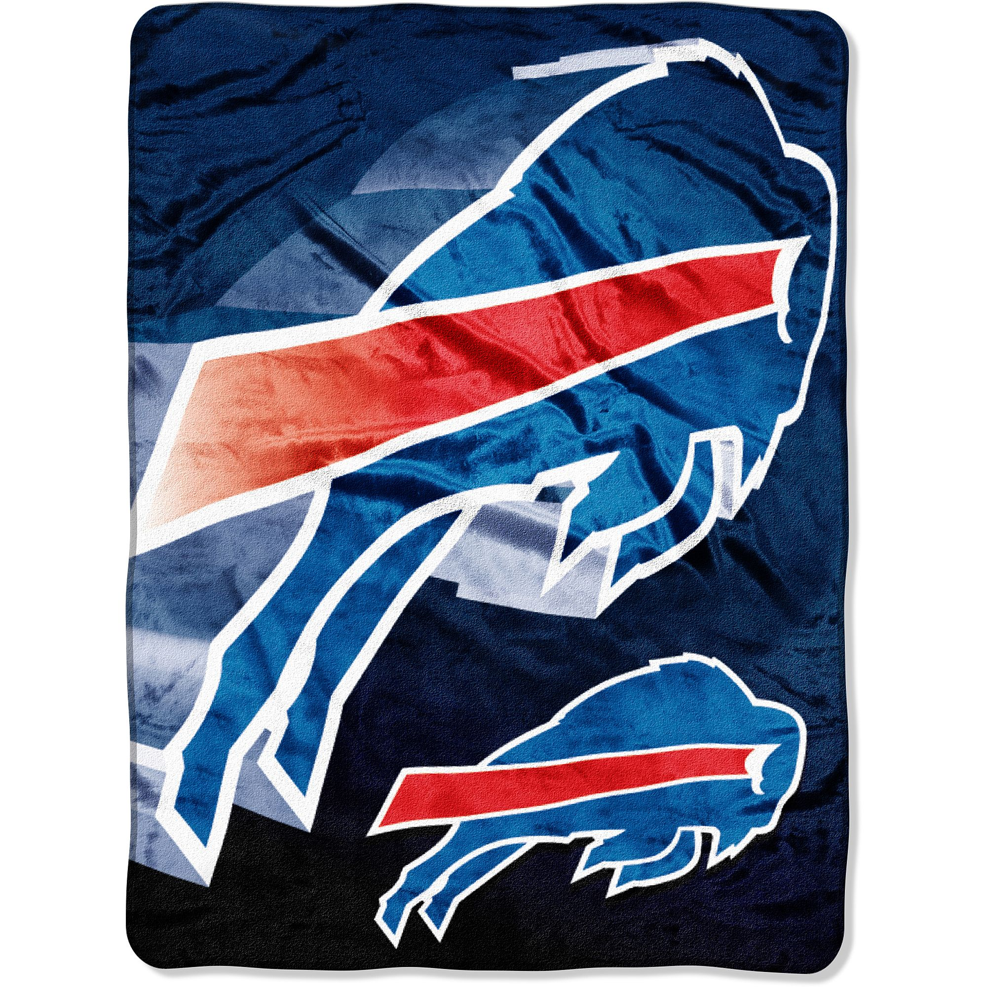 NFL Bills 60x80 Micro Raschel Blanket
