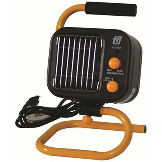 178 TMC Tpi Ceramic Fan-Forced Portable Heater;#44; 11.25 x 10 x 7 in.