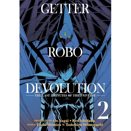Getter Robo Devolution Vol. 2 - Attention Getter