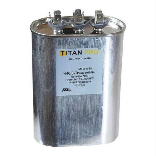 Motor Dual Run Capacitor, Titan Pro, TOCFD304