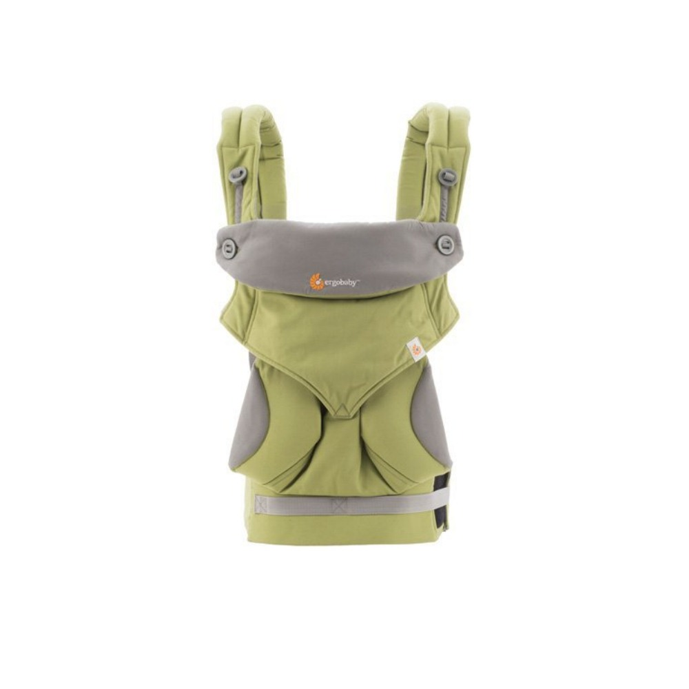 ERGO Baby Four Position 360 Carrier Green by ERGO Baby