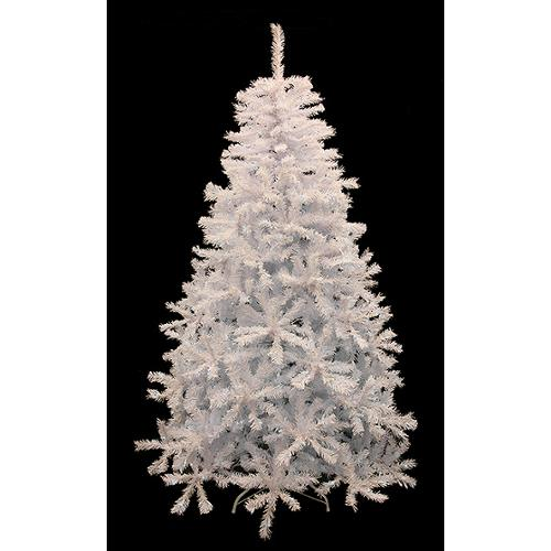 6.5' White Cedar Pine Artificial Christmas Tree - Unlit