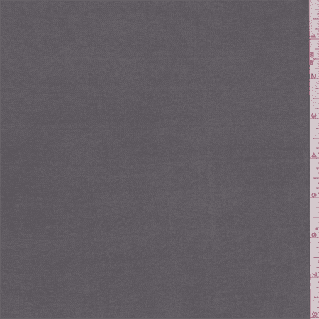 Steel Grey Rayon T-Shirt Knit, Fabric Sold By the Yard (The Steel Yard)