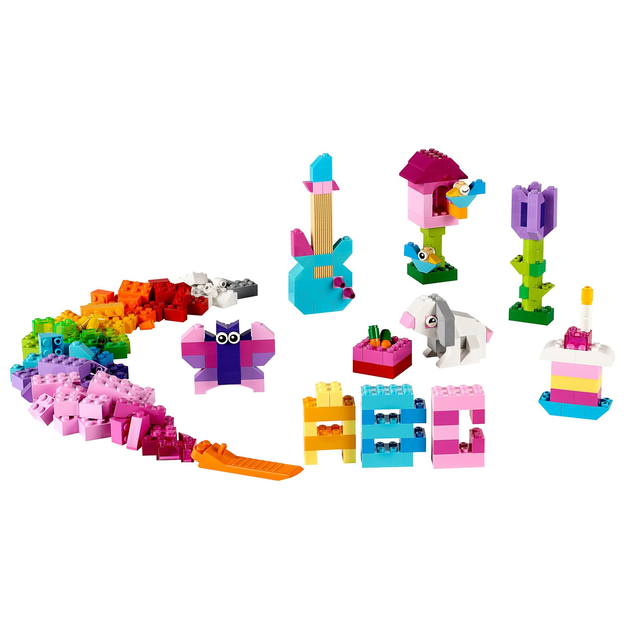 LEGO Classic Creative Supplement Bright