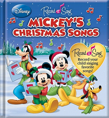 Record a Song: Mickey's Christmas Songs