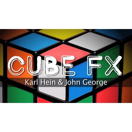 Cube Fx By Karl Hein   John George   Trick