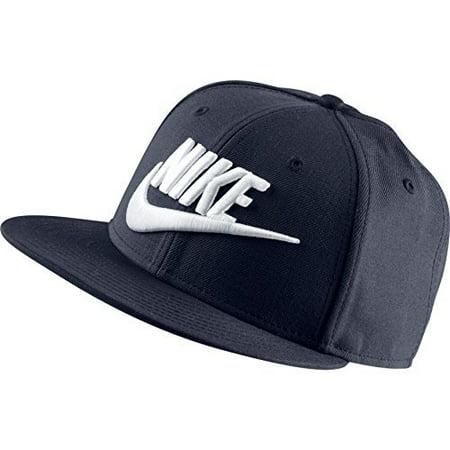 Nike - Nike Mens Nike Futura True 2 Adjustable Snapback Hat Obsidian  Blue White 584169-436 - Walmart.com 918e4f9f6215