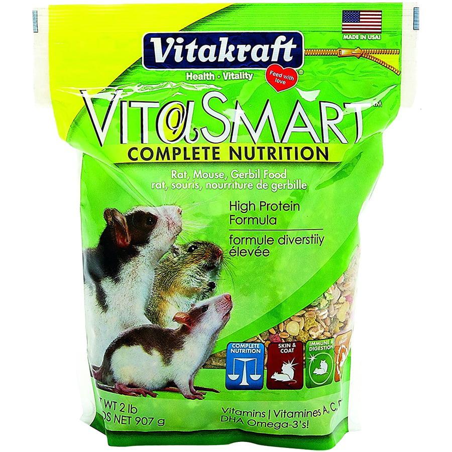 Vitakraft VitaSmart® Rat, Mouse & Gerbil Food 2 lb.