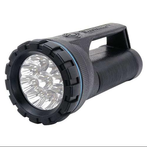 WESTWARD 5RHT7 Industrial Flashlight, LED, D, 65 Lm