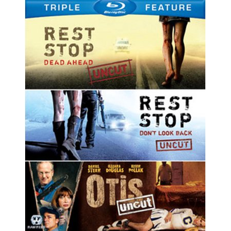OTIS (UNCUT)/REST STOP (UNCUT)/REST STOP-DONT LOOK BACK (BLU-RAY/TFE) (Blu-ray)