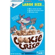 Cookie Crisp Chocolate Chip Cookie Flavored Cereal, 15.6 oz