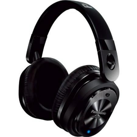 Panasonic RP-HC800-K Premium Noise Cancelling Over-the-Ear Headphones w/ Case