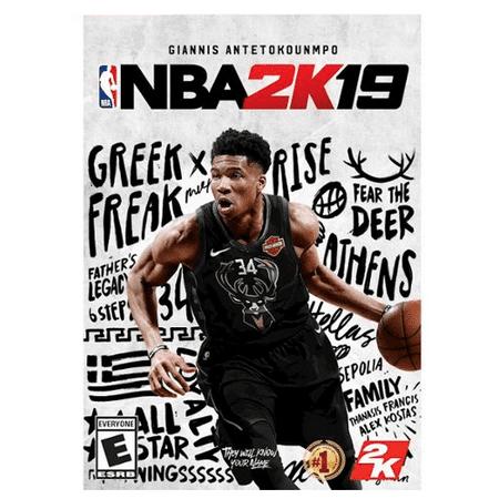 2K NBA 2K19 (Nintendo Switch) - image 1 of 1
