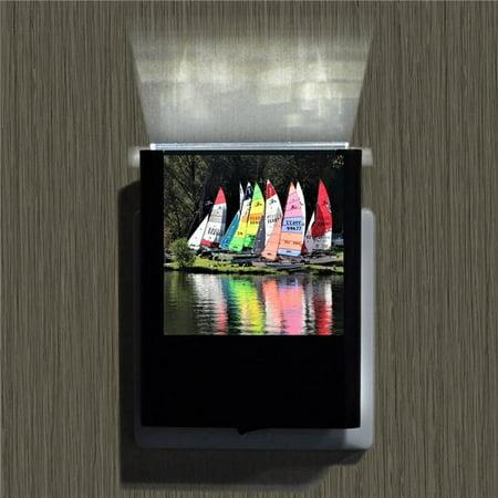 Uniqia UNLC0205 Night Light - Sailing 1 Color - image 1 de 1