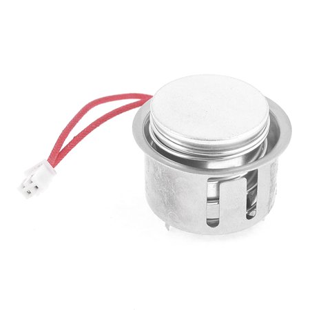 Bargain Center - Unique Bargains Electric Rice Cooker Replacement 2 Wires Magnetic Center Thermostat