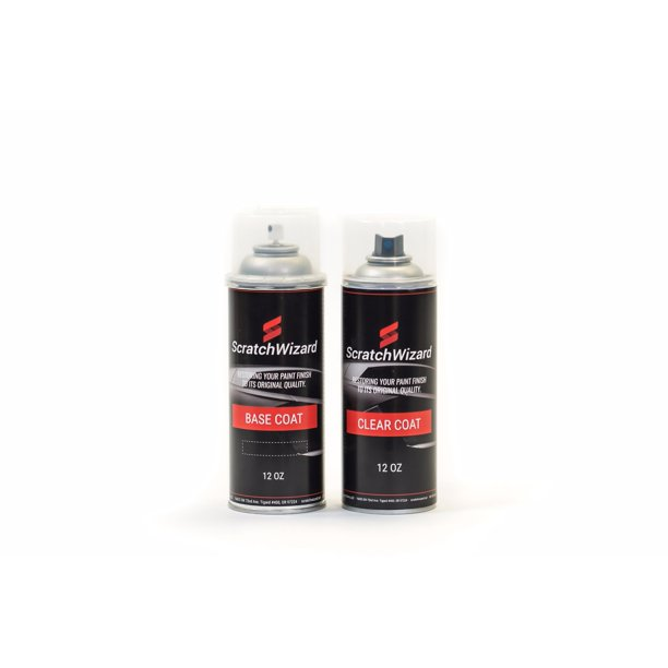 Automotive Spray Paint For Toyota Camry 923 Silver Taupe Metallic Spray Paint Spray Clear Coat By Scratchwizard Walmart Com Walmart Com