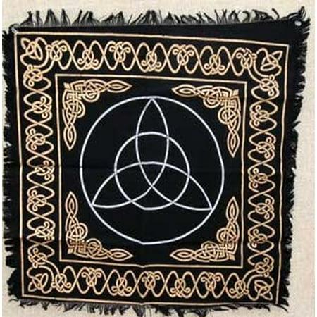Enamel Altar (Triquetra Altar Cloth 24
