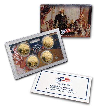 2009 Presidential Dollar Proof Set