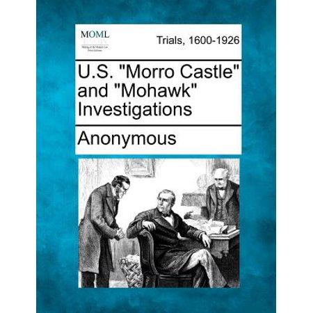 U.S. Morro Castle and Mohawk (Morro Castle)