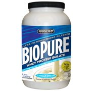 Biopure Vanilla Biochem 2 lbs Powder